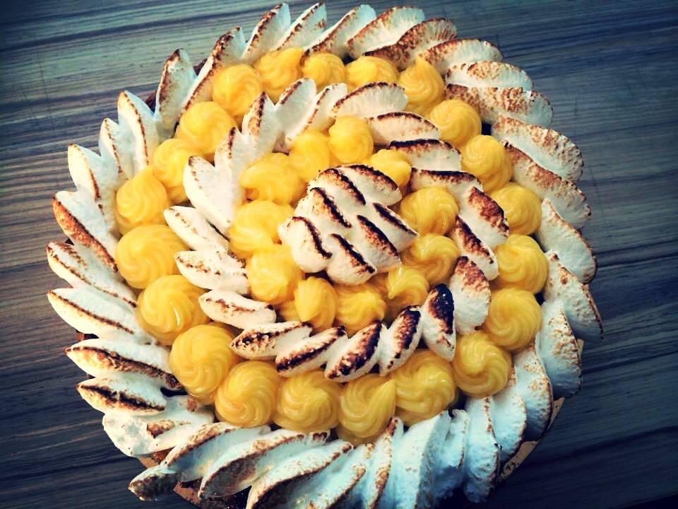 Tarte au citron meringuée, traiteur, rennes illle et vilaine, mariage